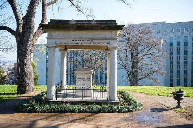 James K Polk memorial