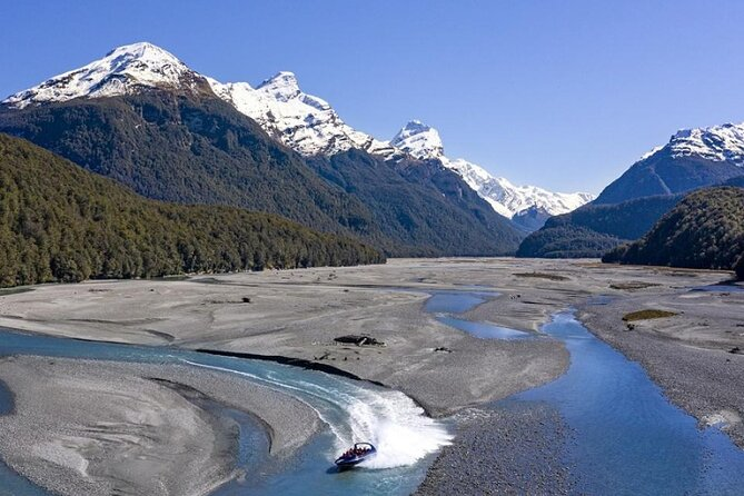 Lord of the Rings Tour and Dart River Jet Full-Day Tour