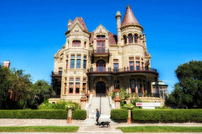 The Ghosts of Galveston Guided Walking Tour