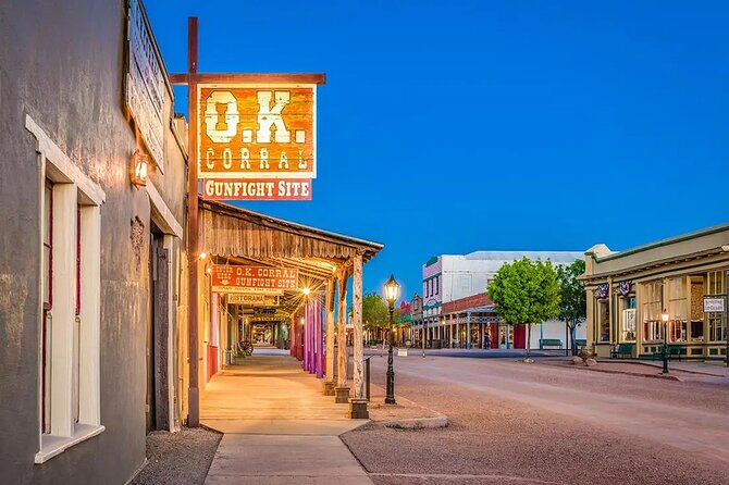 The Haunted O.K.. Corral
