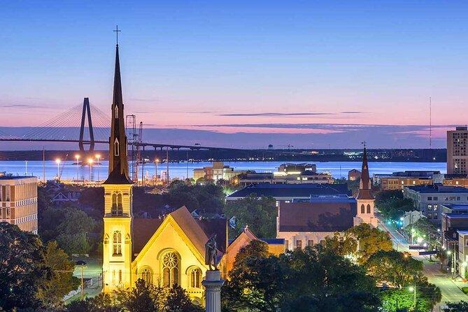 The Beautiful City of Charleston