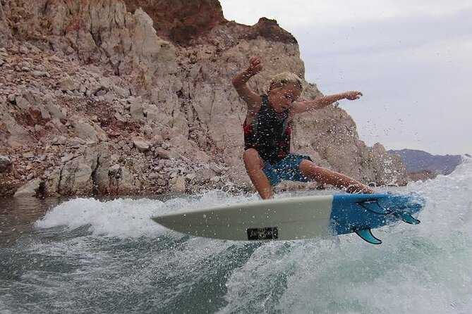 Drenched Package: 6-Hour Water Sports Package on Lake Mead