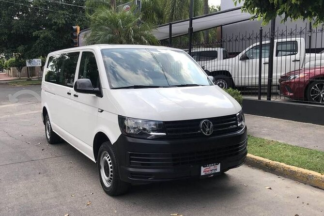 Transfer from Cancun Airport to Hotel Zone. Vehicle for up to 7 passengers.