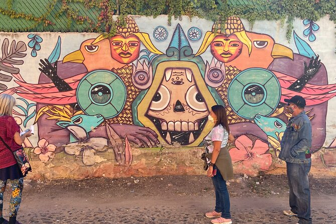 Street Art Tour in San Miguel de Allende