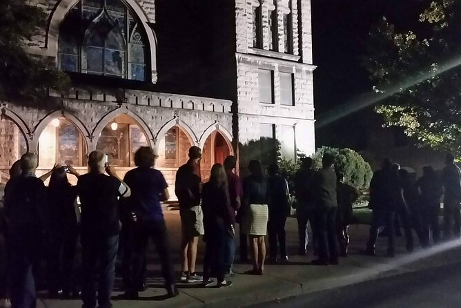 Asheville Night-Time Walking Ghost Tour