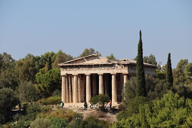 Private Half Day tour Ancient Agora & Aristotle's Lyceum with Byzantine Museum