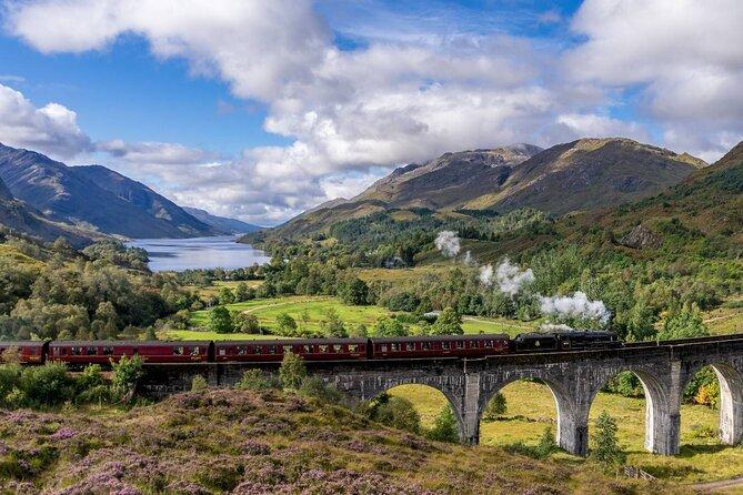 Glenfinnan Viaduct, Mallaig & Glencoe tour from Glasgow