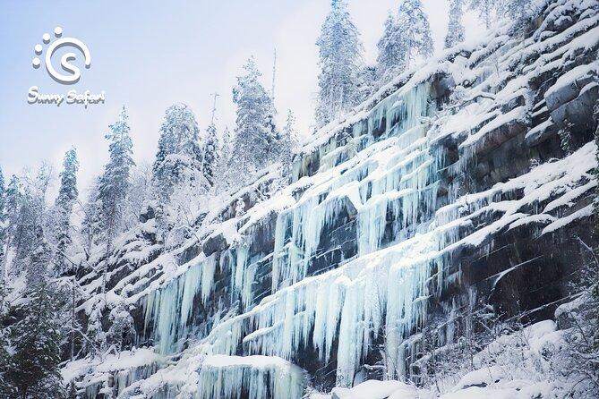 Korouoma Ice Waterfalls & National Park Hiking
