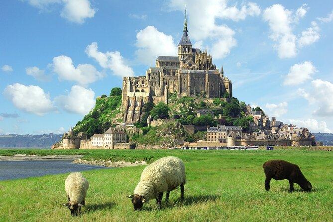 Mont Saint Michel Tour from Le Havre