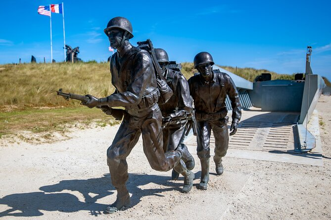 D DAY Landing Beaches Tour from Le Havre