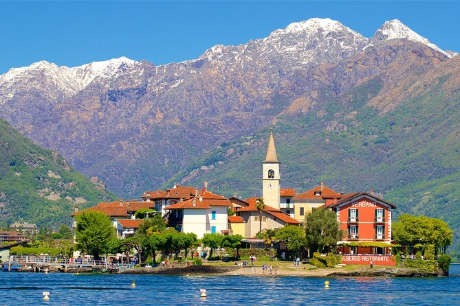 Tour of the Pescatori island, on Lake Maggiore