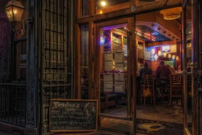 Savannah Haunted Pub Crawl Walking Tour