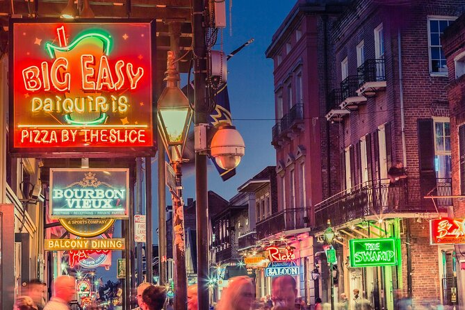 Private New Orleans City Tour