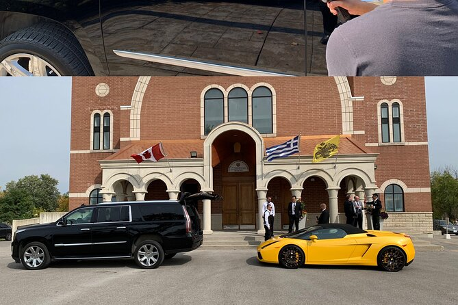 Low Cost:-Private Transfer: Niagara Falls Canada to Toronto Pearson Airport