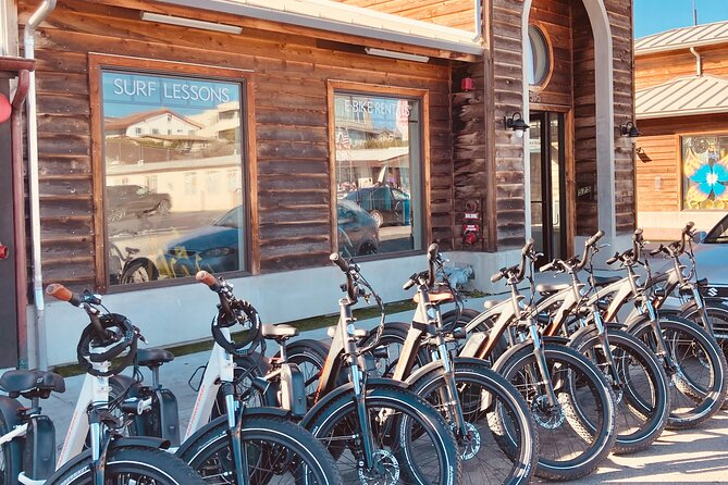 Electric Bike Rental in Morro Bay
