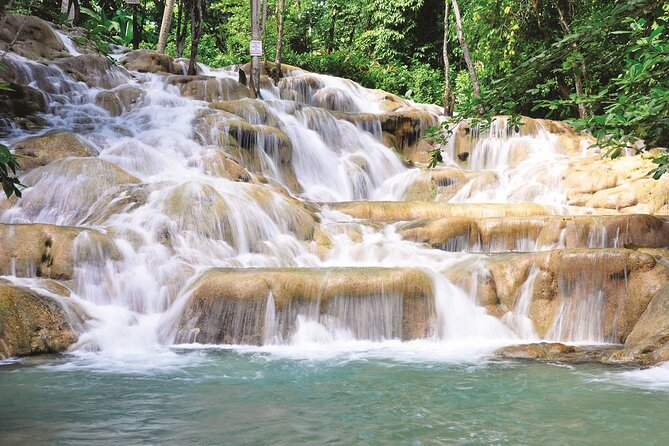 Dunn's River Falls Full-Day Private Zipline Experience
