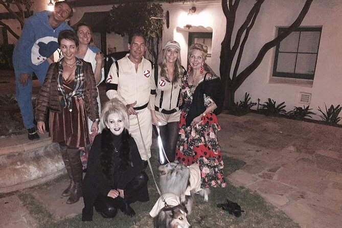 Santa Barbara Ghost and Wine Tasting Private Tour