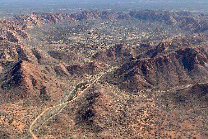Uluru, Gosses Bluff, King Canyon Fixed-Wing Scenic Flight Tour