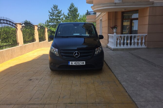 Varna Airport - Nessebar | Airport Transfer,Taxi, Bus, Van Service | Book Now