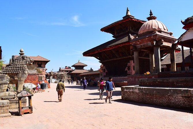 Bhaktapur Old City and Durbar Square Half-Day Tour