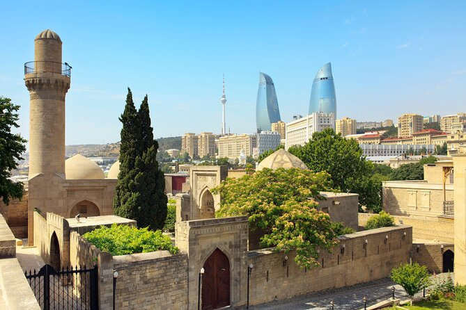 Baku City Private Full-Day Tour