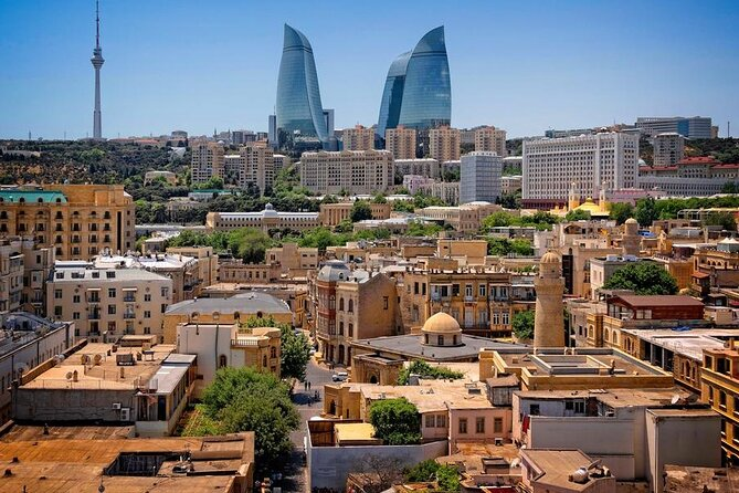 Baku City Private Full-Day Tour