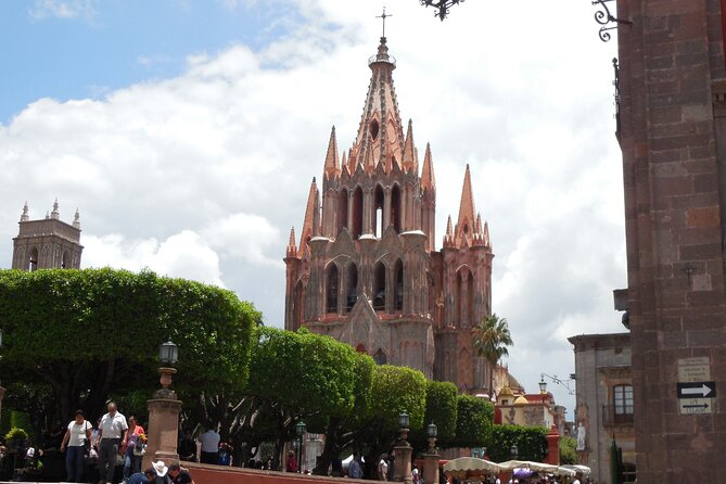 San Miguel de Allende and Queretaro Private Guided Day Tour