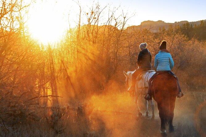 East Zion Sunset Horseback Ride
