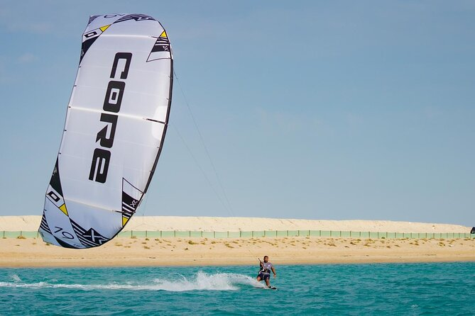 1-Hour Kiteboarding Private Lesson in Kuwait
