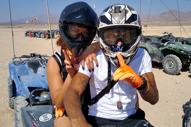 Express ATV Tour in Las Vegas with Hotel Pick Up