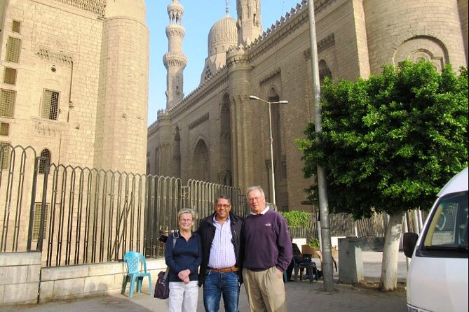 Private Day Tour: Egyptian Museum, Madrassa of Sultan Hassan, Gayer Anderson