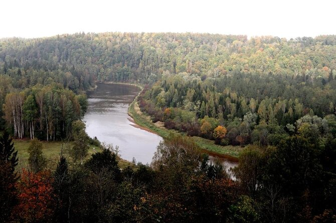 Hike In Gauja National Park - Up And Down The Switzerland Of Latvia