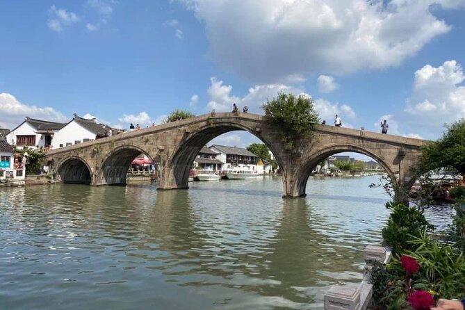 Private Day Trip to Zhujiajiao Water Town w/Flexible Shanghai Highlights