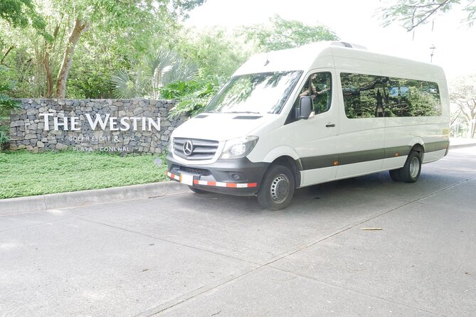 Private Transfer From Liberia Airport to Westin Playa Conchal Resort