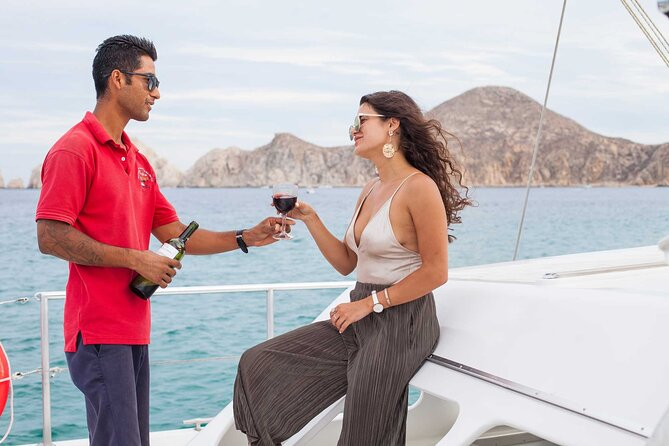 Jazz and Wine Sunset Cruise in Los Cabos
