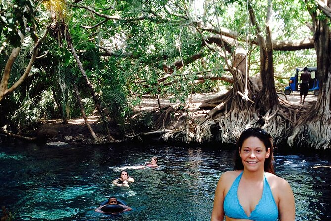 Chemka Kikuletwa Hot springs Day trip