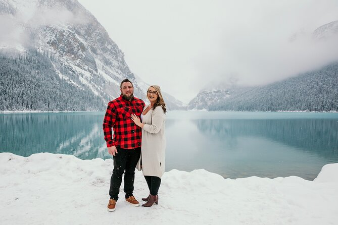 Lake Louise Insta-Portrait Experience