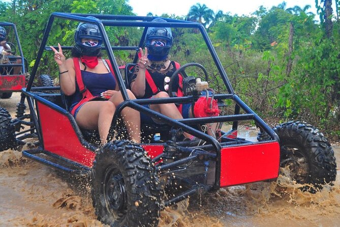 Punta Cana Dune Buggy Tour from Santo Domingo