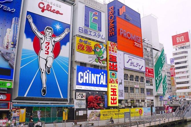 Livestream Virtual Tour of Osaka Minami Area in Japan