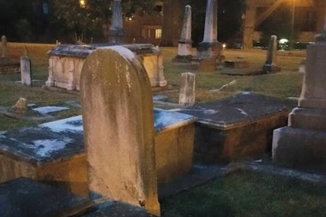 Charlotte Beyond the Grave Haunted History Walking Ghost Tour