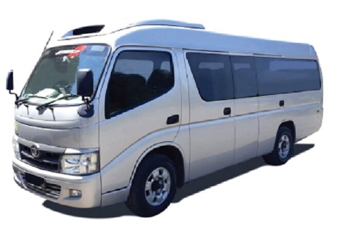 Airport Transfer Service from Area Ubud / Tanah Lot / Pecatu (13 Seater)