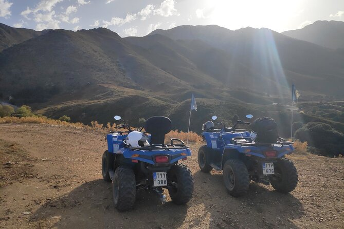 Quad ATV Safari from Georgioupolis,Kalyves,Almyrida