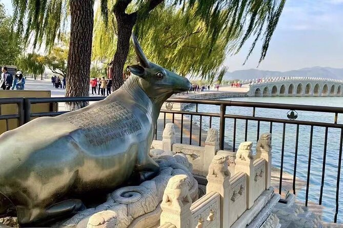3-Hour Beijing Summer Palace Private Tour with Optional Peking Roast Duck Feast