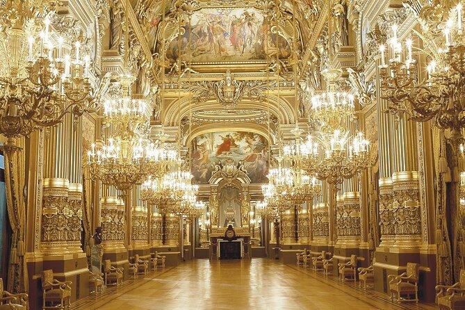 Treasures of the Opera Garnier Tour in Paris