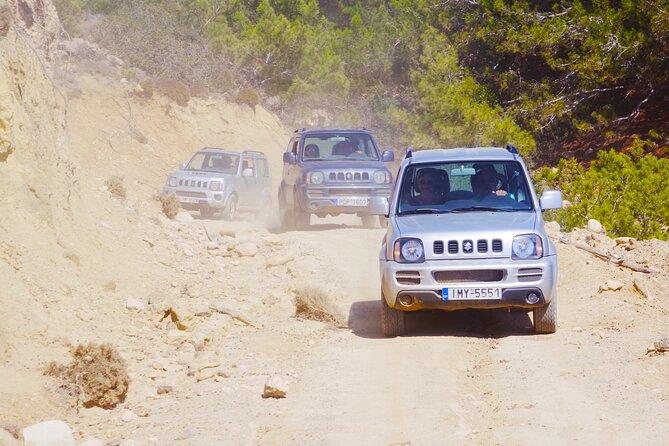 Self drive 4x4 Jeep Safari - Pick ups in the North