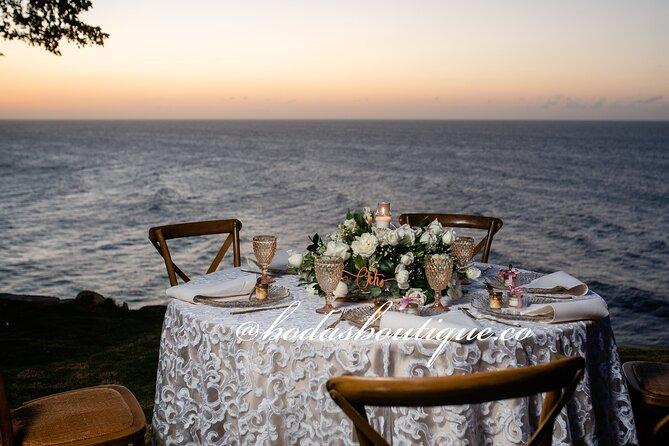 Symbolic wedding in Cartagena or Barranquilla