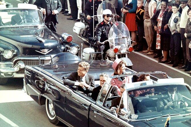 Private JFK Assassination Tour
