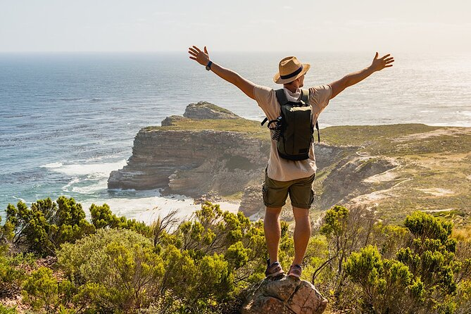 Cape of Good Hope & Penguins Small Group Tour from Cape Town
