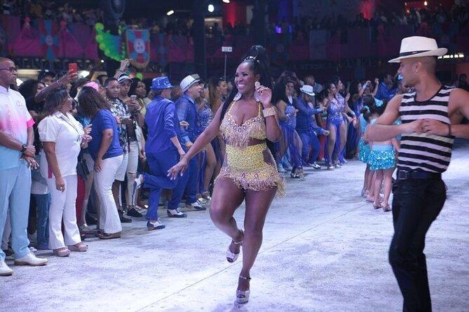 Brazilian Carnaval Rehearsal: Samba School, Culture, Traditional Music & Dancing
