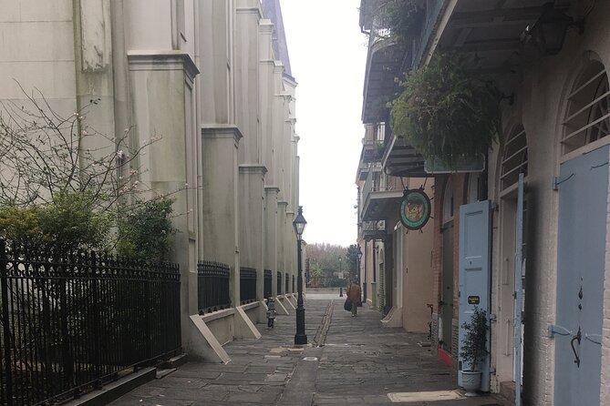 New Orleans Salacious History Walking Tour